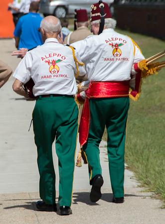 2014 Dartmouth Parade