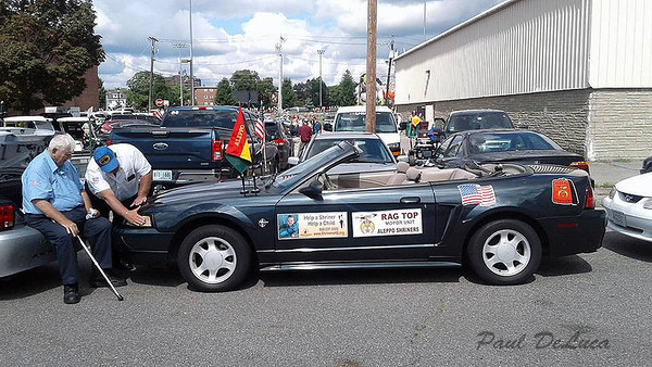 Everett Homecoming Parade