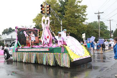 Marlboro Columbus Day Parade 2013