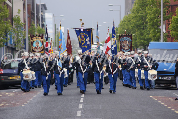 Apprentice Boys of Derry Easter Monday Parade