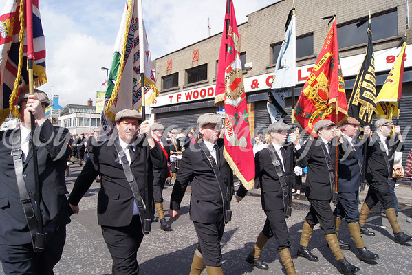 Larne Gun Runners Parade