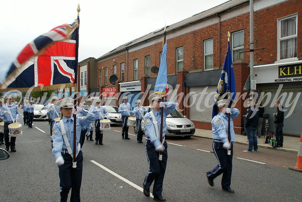 Rising Sons Parade East Belfast