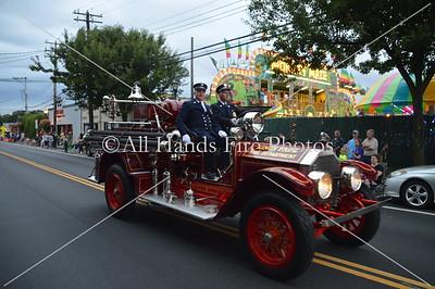Parades, Memorials and Drills