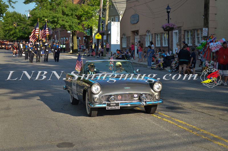 5th Battalion Parade Hosted by Oyster Bay Fire Company #1 6-15-13 -1