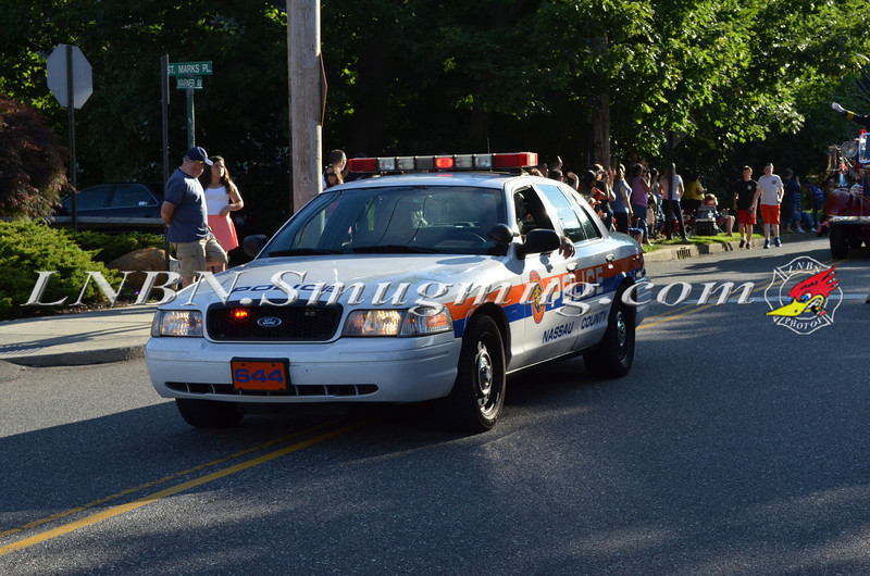 5th Battalion Parade Hosted by Roslyn Rescue 6-21-14-1