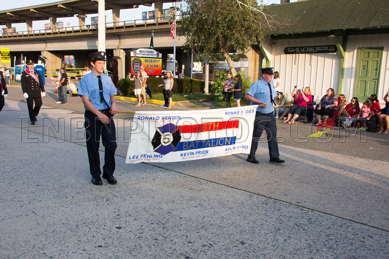 2017-08-26 - 6th Battalion Parade Hosted by Bellmore-10