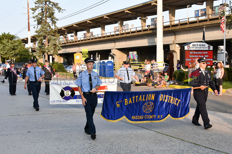 2017-08-26 - 6th Battalion Parade Hosted by Bellmore-9