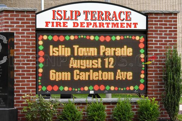 17-8-12 Islip Terrace 100th Anniversary - Islip Town Parade-1