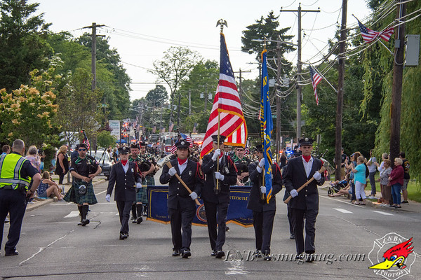 2018-06-16 5th Battalion Parade hosted by Locust Valley-6