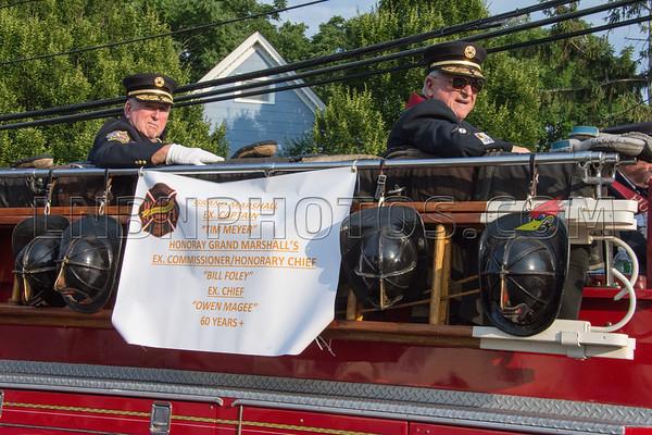 Nassau County -  Hicksville F D  125th Anniversary Parade 7-14-18-007