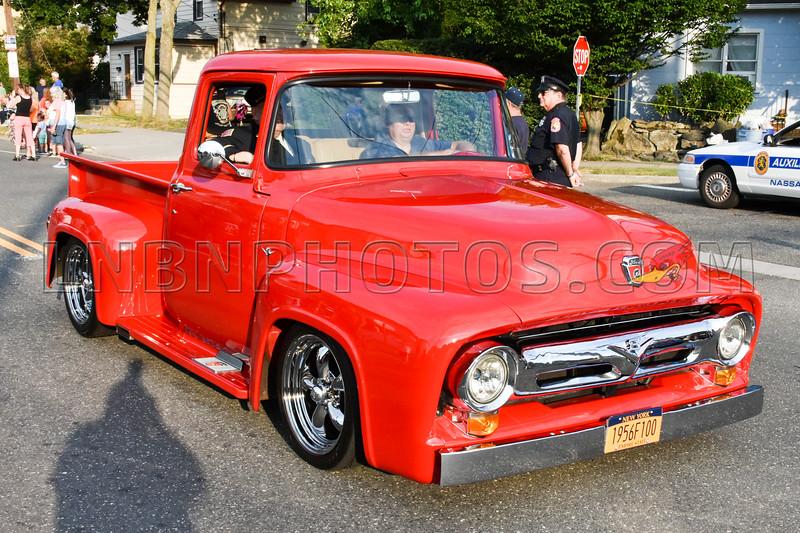Nassau County -  Hicksville F D  125th Anniversary Parade 7-14-18-019