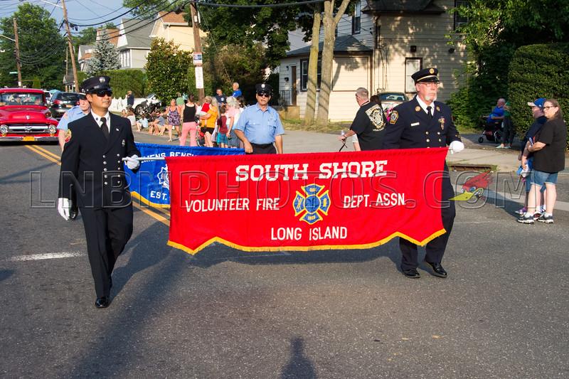 Nassau County -  Hicksville F D  125th Anniversary Parade 7-14-18-017