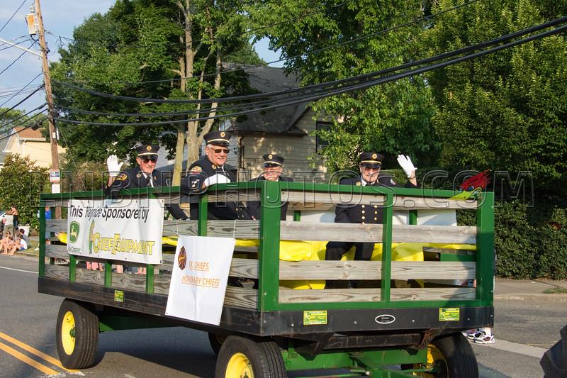 Nassau County -  Hicksville F D  125th Anniversary Parade 7-14-18-008