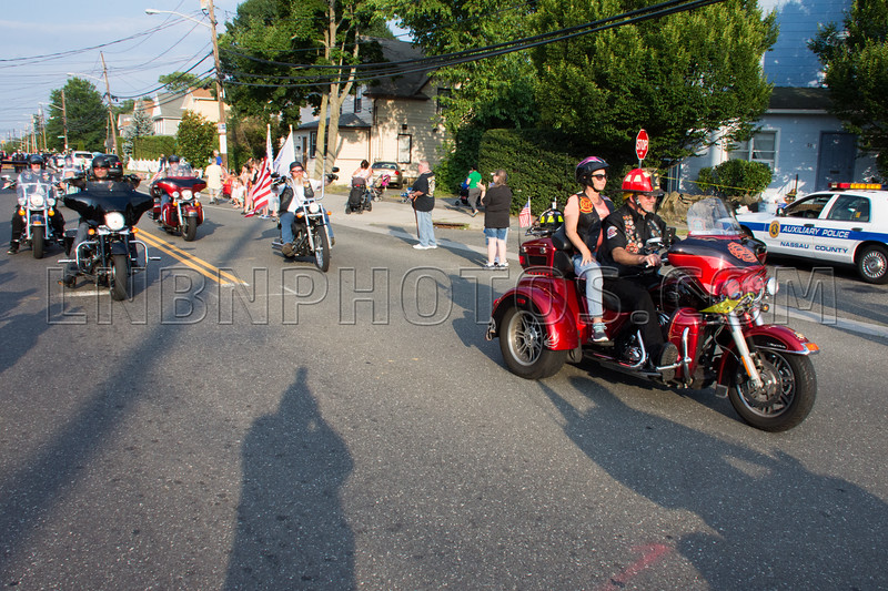 Nassau County -  Hicksville F D  125th Anniversary Parade 7-14-18-011