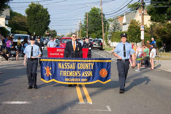 Nassau County -  Hicksville F D  125th Anniversary Parade 7-14-18-016