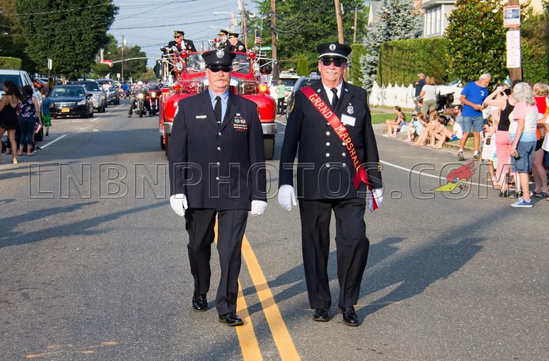 Nassau County -  Hicksville F D  125th Anniversary Parade 7-14-18-003