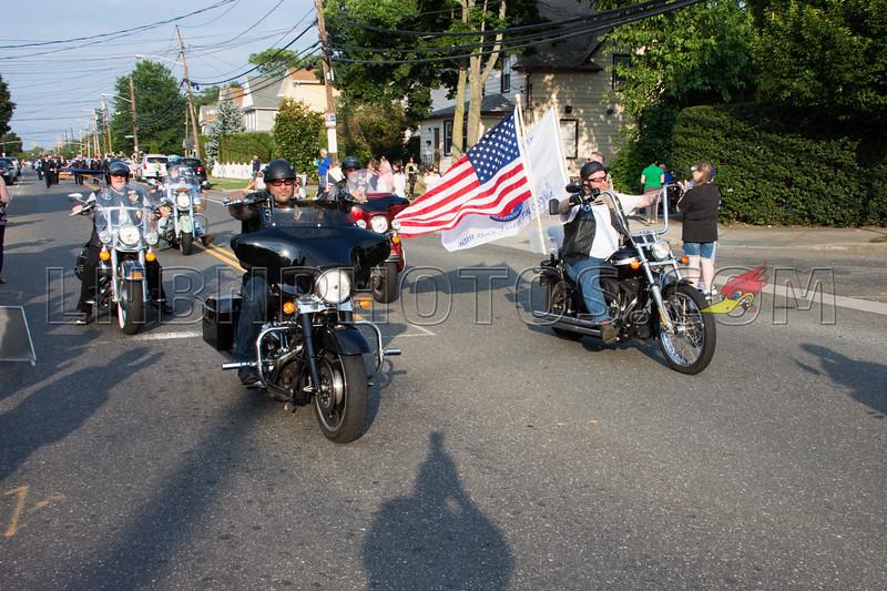 Nassau County -  Hicksville F D  125th Anniversary Parade 7-14-18-012
