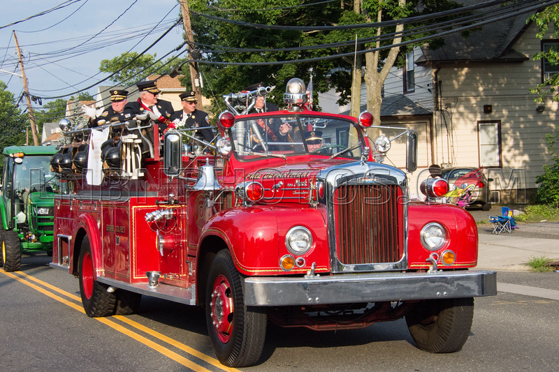 Nassau County -  Hicksville F D  125th Anniversary Parade 7-14-18-004