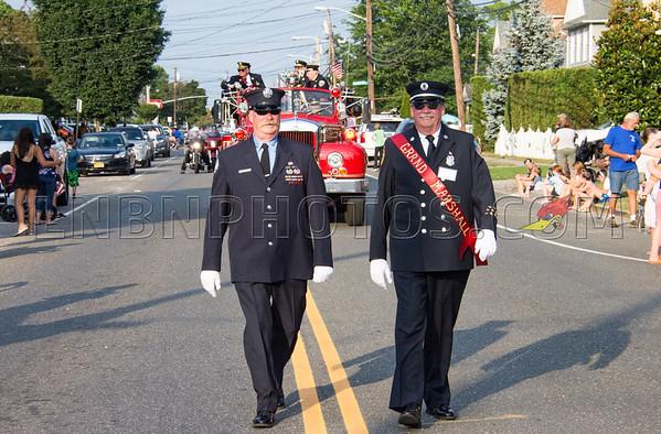 Nassau County -  Hicksville F D  125th Anniversary Parade 7-14-18-002