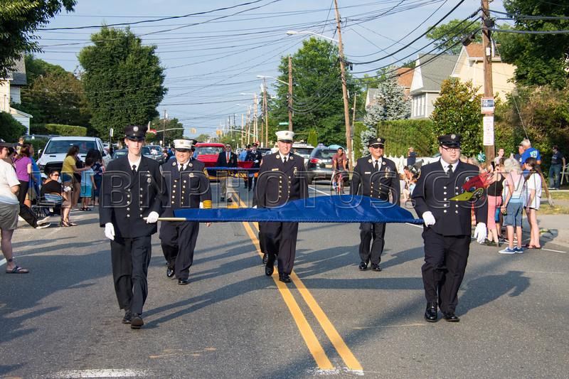 Nassau County -  Hicksville F D  125th Anniversary Parade 7-14-18-013