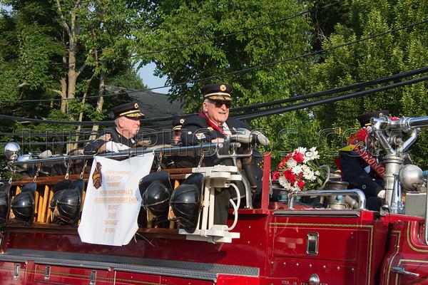 Nassau County -  Hicksville F D  125th Anniversary Parade 7-14-18-006