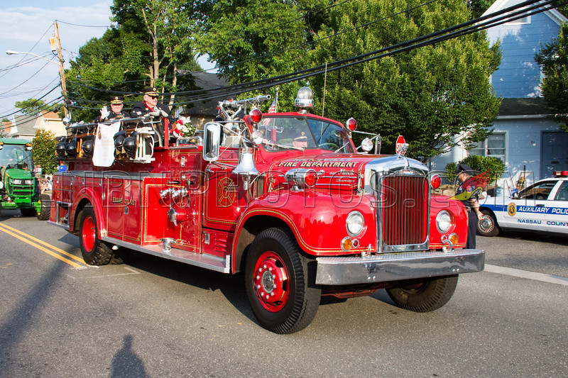 Nassau County -  Hicksville F D  125th Anniversary Parade 7-14-18-005