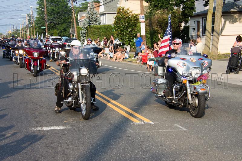 Nassau County -  Hicksville F D  125th Anniversary Parade 7-14-18-009