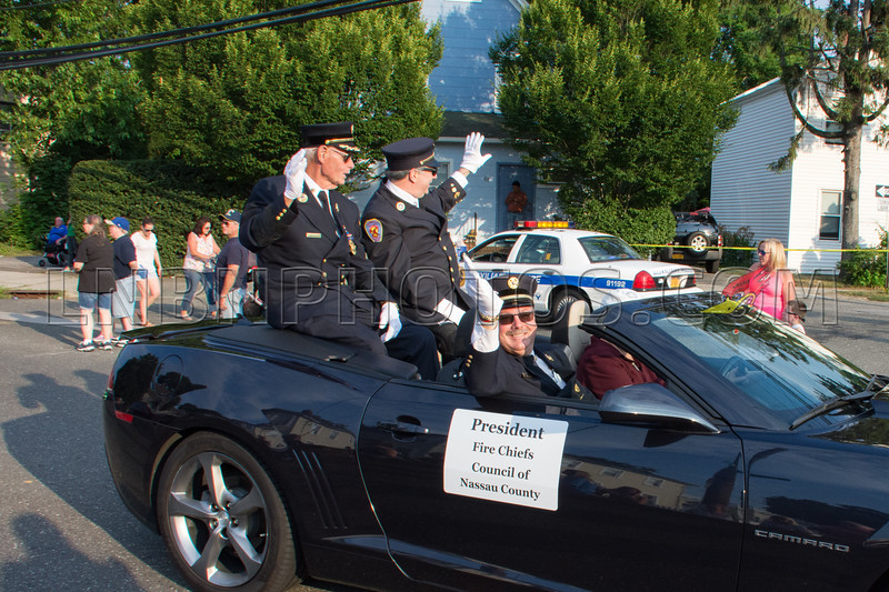 Nassau County -  Hicksville F D  125th Anniversary Parade 7-14-18-022