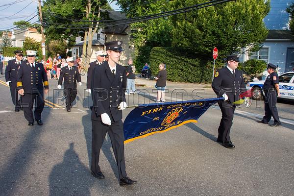 Nassau County -  Hicksville F D  125th Anniversary Parade 7-14-18-014