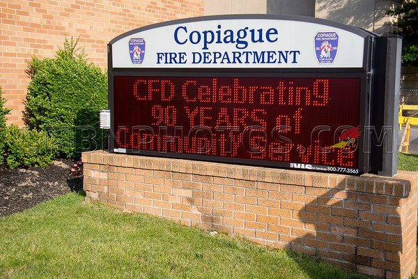 Suffolk County - Copiague F D  90th Anniversary Parade 7-14-18-002
