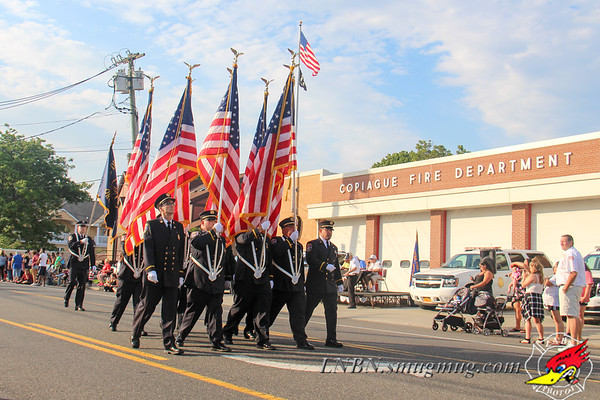 Suffolk County - Copiague F D  90th Anniversary Parade 7-14-18-006