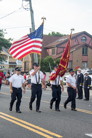 Suffolk County - Copiague F D  90th Anniversary Parade 7-14-18-021