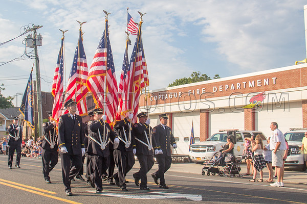 Suffolk County - Copiague F D  90th Anniversary Parade 7-14-18-007