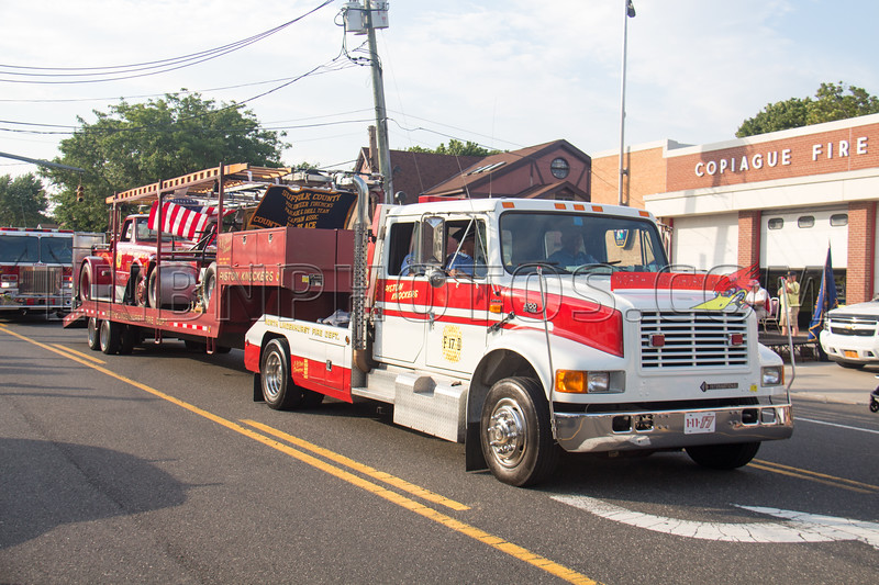 Suffolk County - Copiague F D  90th Anniversary Parade 7-14-18-016