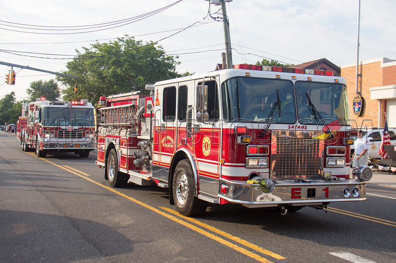 Suffolk County - Copiague F D  90th Anniversary Parade 7-14-18-017