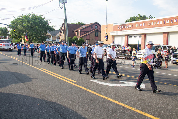 Suffolk County - Copiague F D  90th Anniversary Parade 7-14-18-015