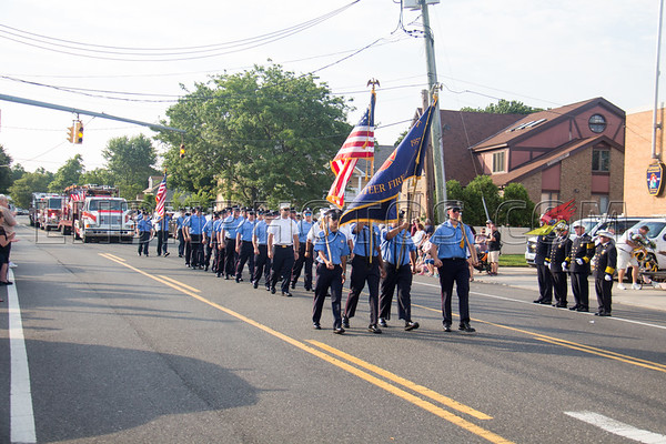 Suffolk County - Copiague F D  90th Anniversary Parade 7-14-18-013