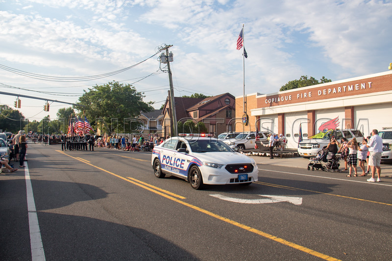 Suffolk County - Copiague F D  90th Anniversary Parade 7-14-18-003