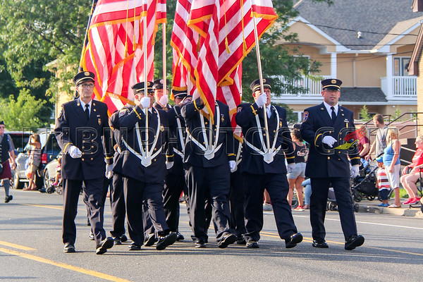 Suffolk County - Copiague F D  90th Anniversary Parade 7-14-18-004