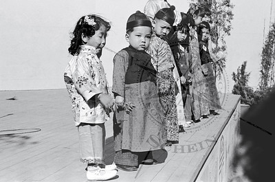 Cutest Chinese Child contest # 7