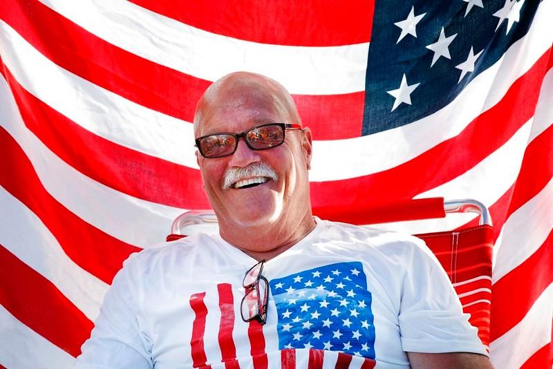 July Fourth Boston