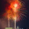 APTOPIX July Fourth Washington