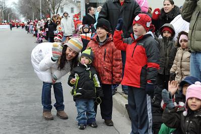 2010 Mississauga Santa Parade