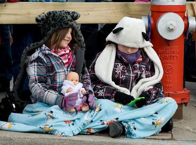 Mississauga Santa Parade  Photo by Riziero Vertolli