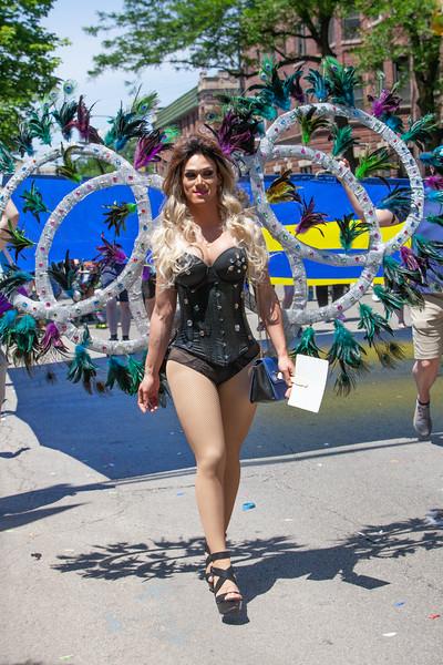 The 2018 Chicago Pride Parade