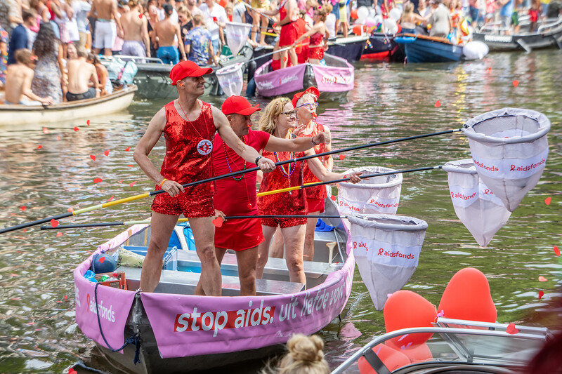 Gay Pride Boat Parade