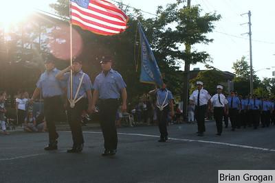 3rd Battalion Parade 2010
