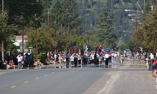 2012 Independence Day in Wallowa