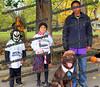 Tyrell Douglas, Aniah Sturdivant, Omahri Sturdivant, Journey the dog