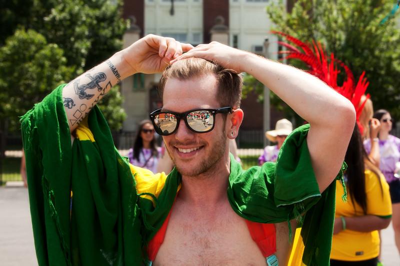 Gay Pride Parade, Chicago, 2015